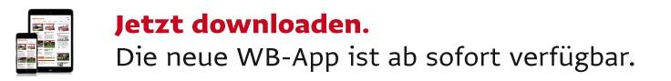 Laden Sie die neue App herunter.