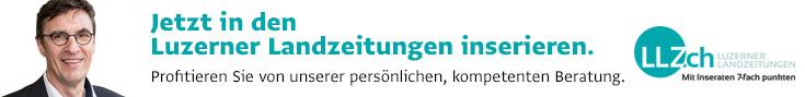 Inserieren Sie jetzt in den Luzerner Landzeitungen