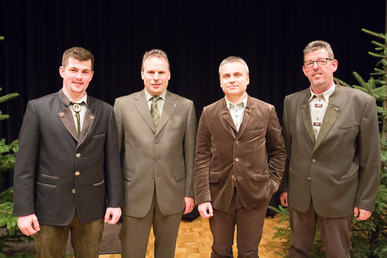 Die Rochade im Vorstand der Jäger | Willisauer Bote