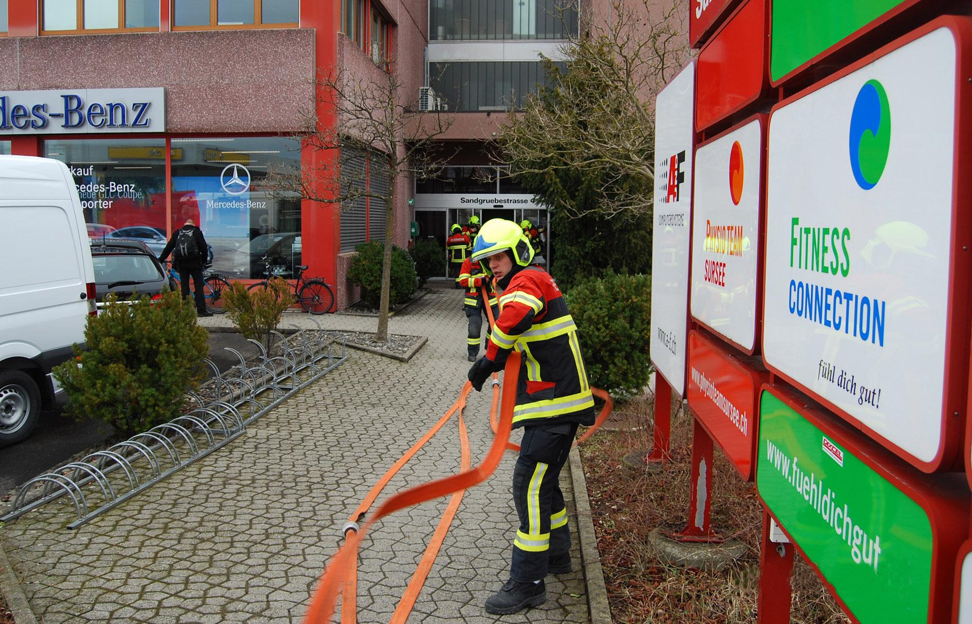 Sursee-Brand-wegen-Schweissarbeiten